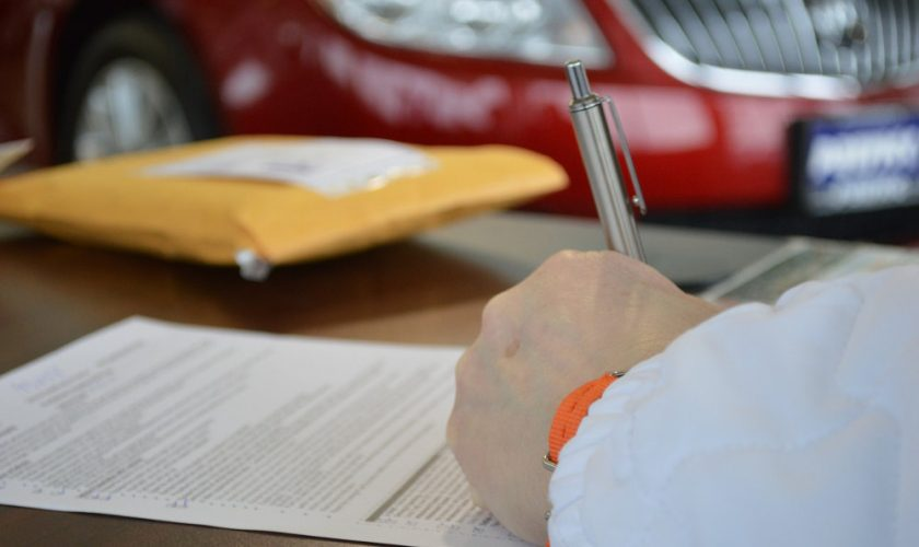 umowa kupna samochodu