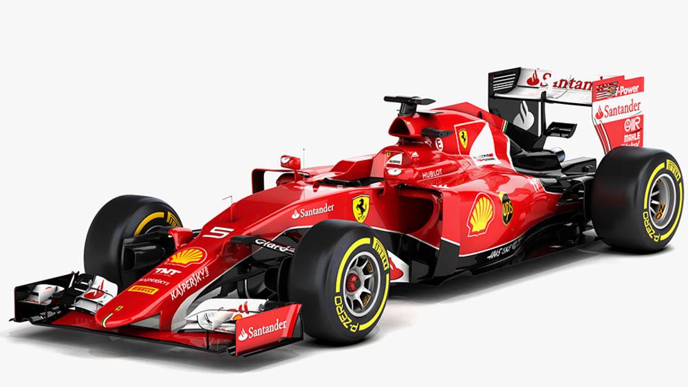 ferrari, bolid f1, ferrari F1, Ferrari SF15-T