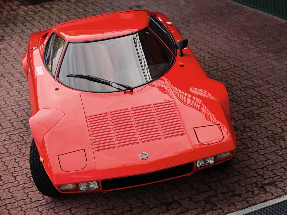 Lancia Stratos, Lancia, Stratos