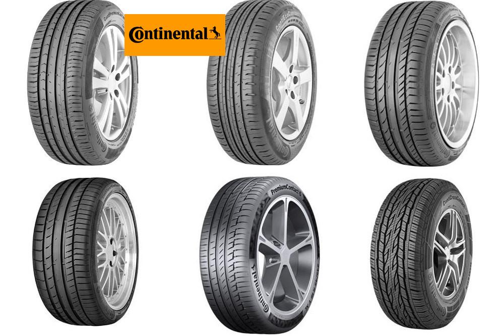 4e90d16b3b933 Opony letnie Continental - dostępne rozmiary i bieżniki | Autofakty.pl