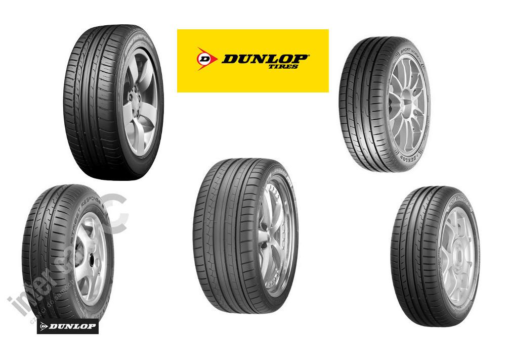 87ba0266190cd Opony letnie Dunlop - dostępne rozmiary i bieżniki | Autofakty.pl