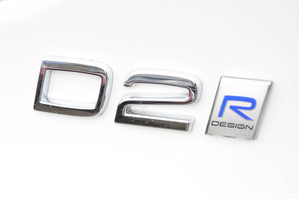 D2, silnik diesla, diesel volvo, diesel volvo d2, r design