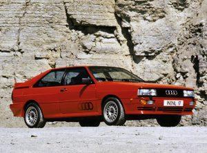 Audi Quattro, audi, quattro