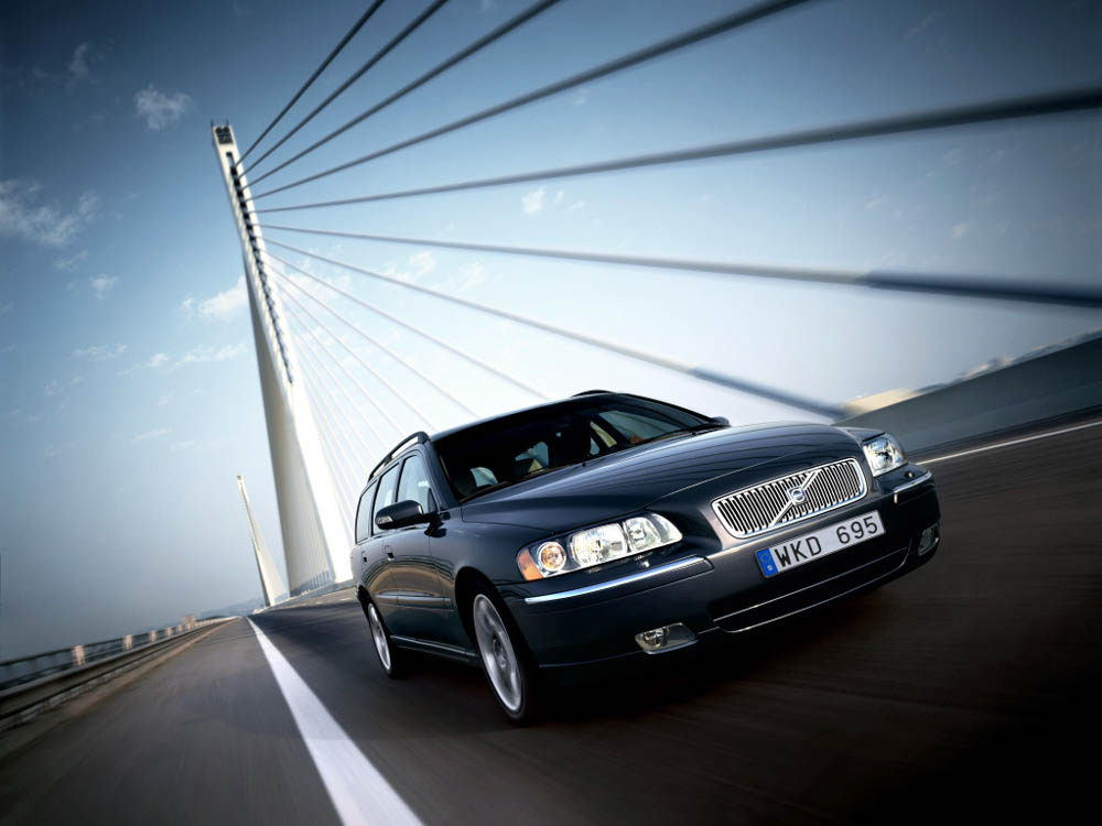 Volvo v70 II, volvo v70, volvo, v70, v70 II