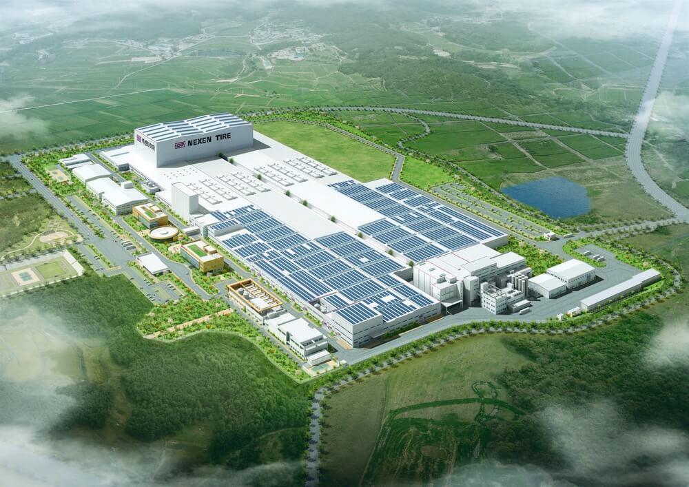 Fabryka Nexen w Korei