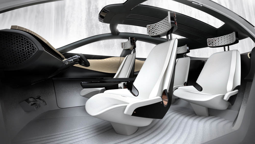 nissan imx, nissan, imx, koncept, suv, crossover, samochód elektryczny, elektryczny suv