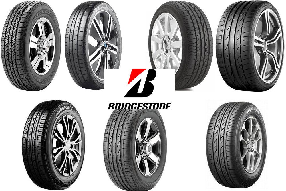 opony letnie Bridgestone