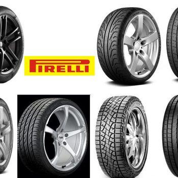 opony letnie Pirelli