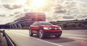 Volkswagen ID, volkswagen, samochody elektryczne, napęd elektryczny