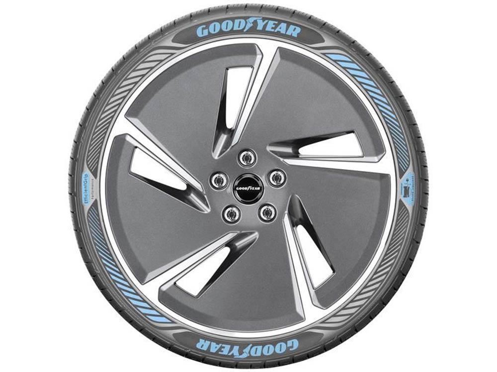 opona dla samochodów elektrycznych, goodyear EfficientGrip Performance Electric Drive Technology