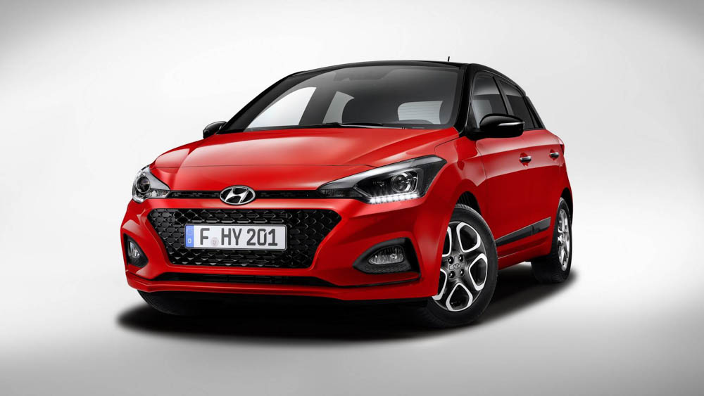 Bardzo dobra Nowy Hyundai i20 - zmiana, którą naprawdę widać! | Autofakty.pl QD75