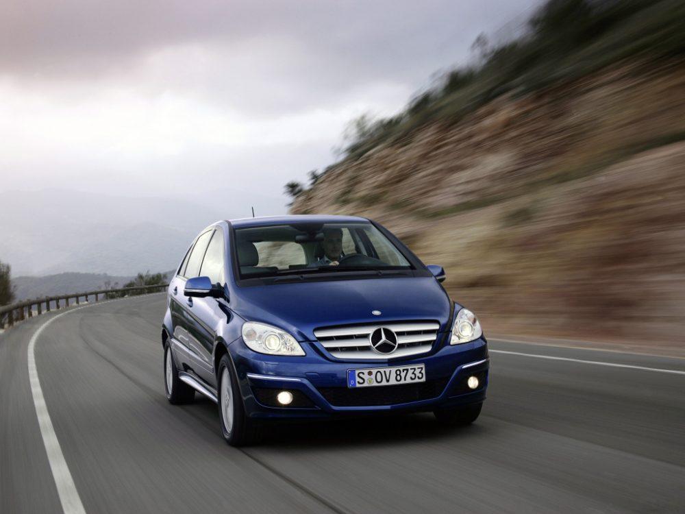 Mercedes klasy B (2005-2011)