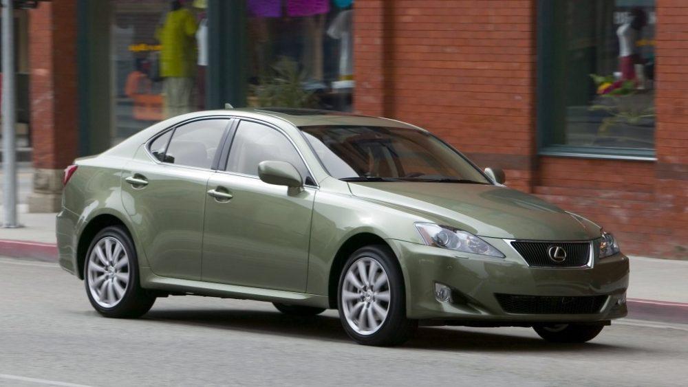 Lexus IS II | Autofakty.pl
