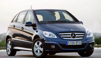Mercedes Benz klasy B (2002-2016)