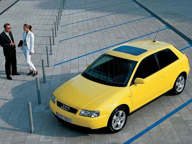 Używane samochody do 5 tys, audi a3 I, audi a3 8l